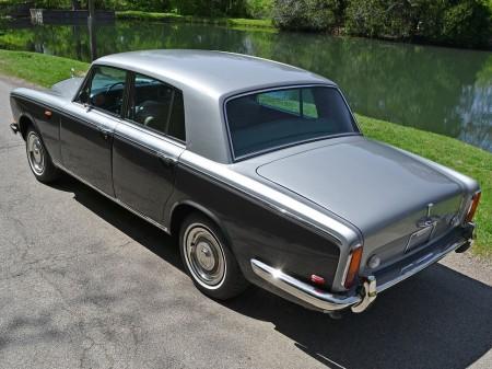 1969 Silver Shadow 28
