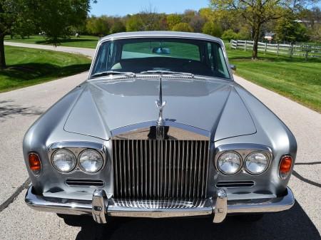 1969 Silver Shadow 3