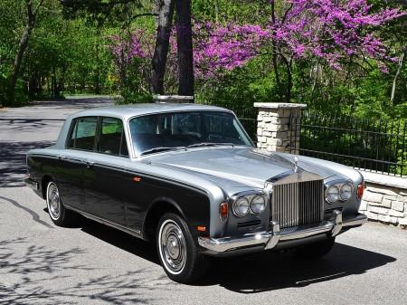 1969 Silver Shadow 34