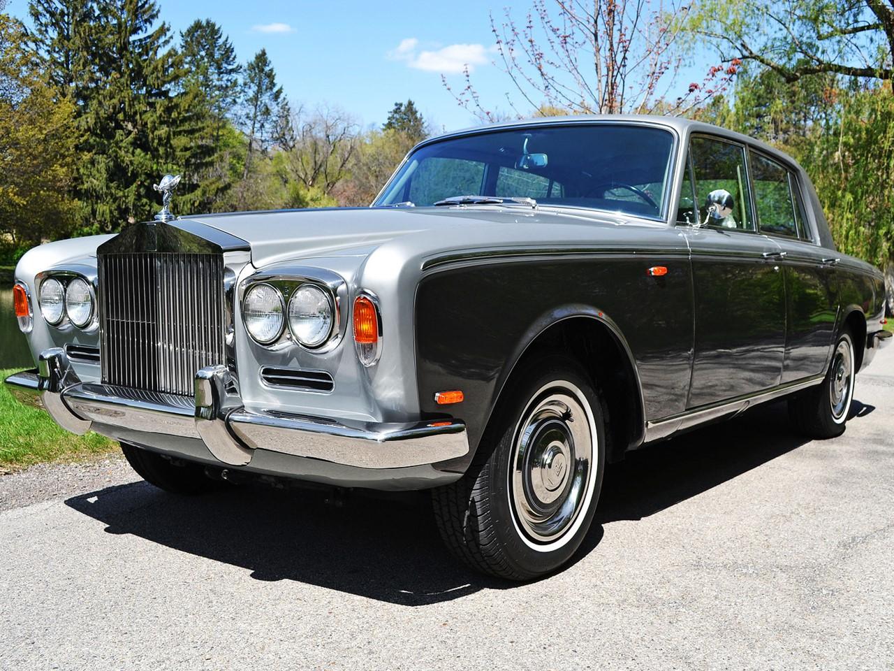 1969 Silver Shadow 35