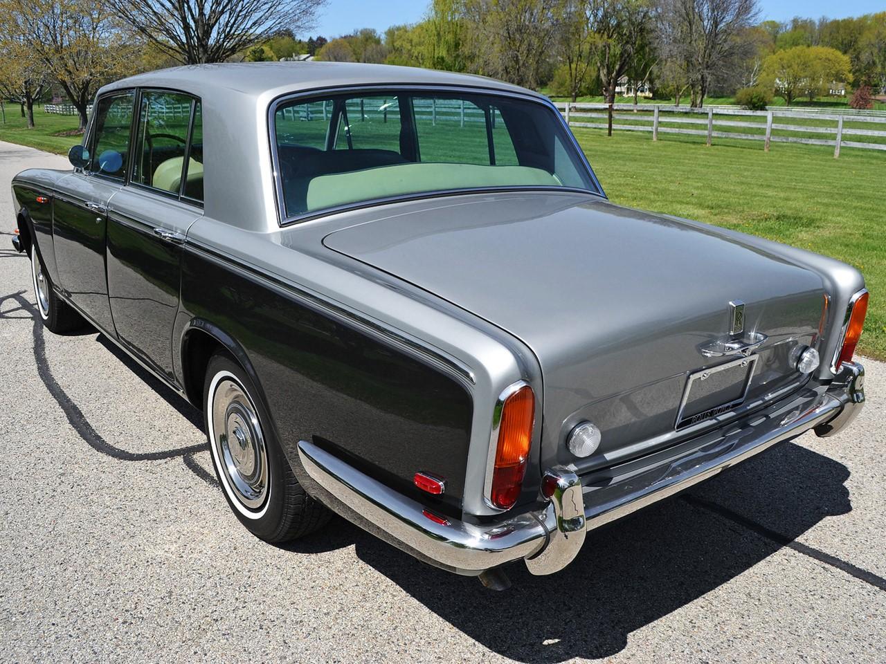 1969 Silver Shadow 5