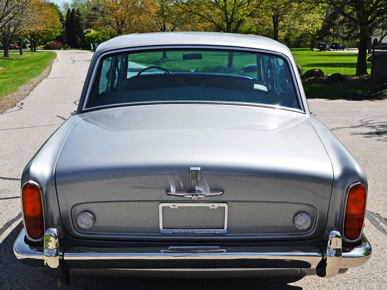 1969 Silver Shadow 6
