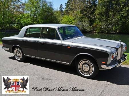 1969 Silver Shadow 7
