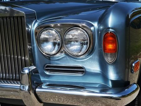1972 Silver Shadow LWB Saloon 26