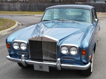 1972 Silver Shadow LWB Saloon 30