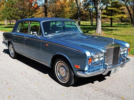 1972 Silver Shadow LWB Saloon 4