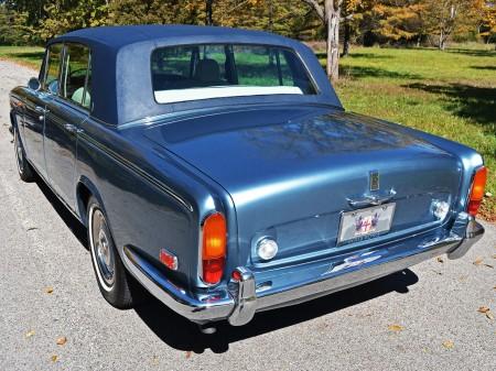 1972 Silver Shadow LWB Saloon 5