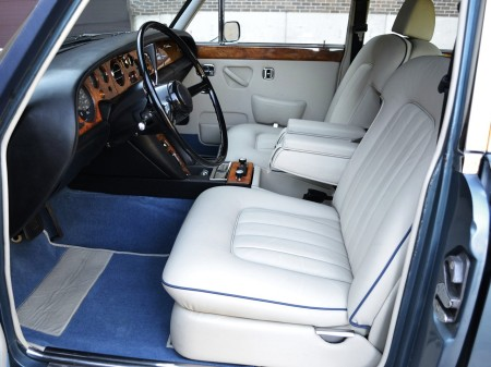 1972 Silver Shadow LWB Saloon 9