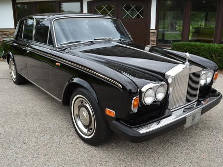 1977-1980 Silver Shadow II 5
