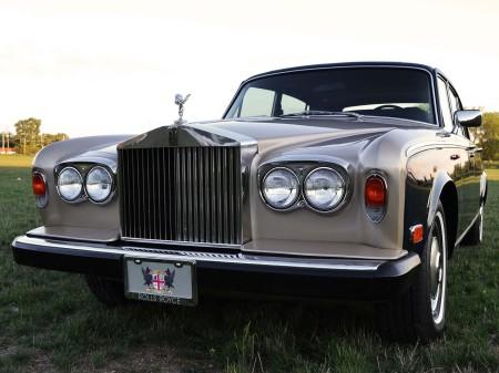 1980 Silver Wraith II 1