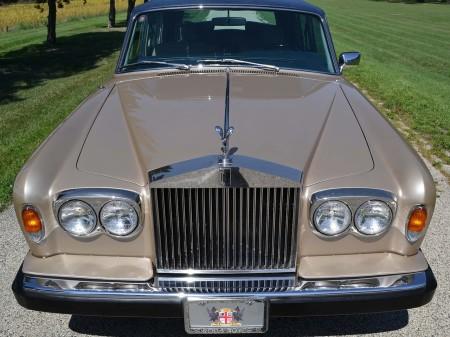 1980 Silver Wraith II 11