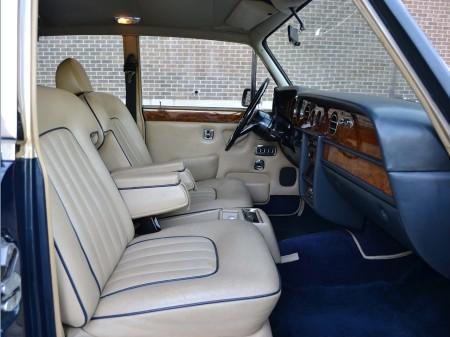 1980 Silver Wraith II 4