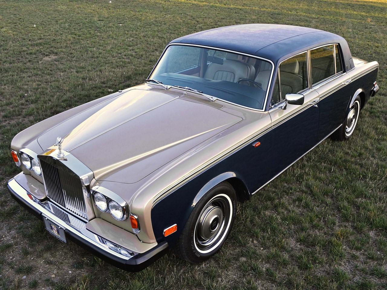 1980 Silver Wraith II 7