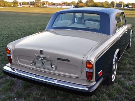 1980 Silver Wraith II 8
