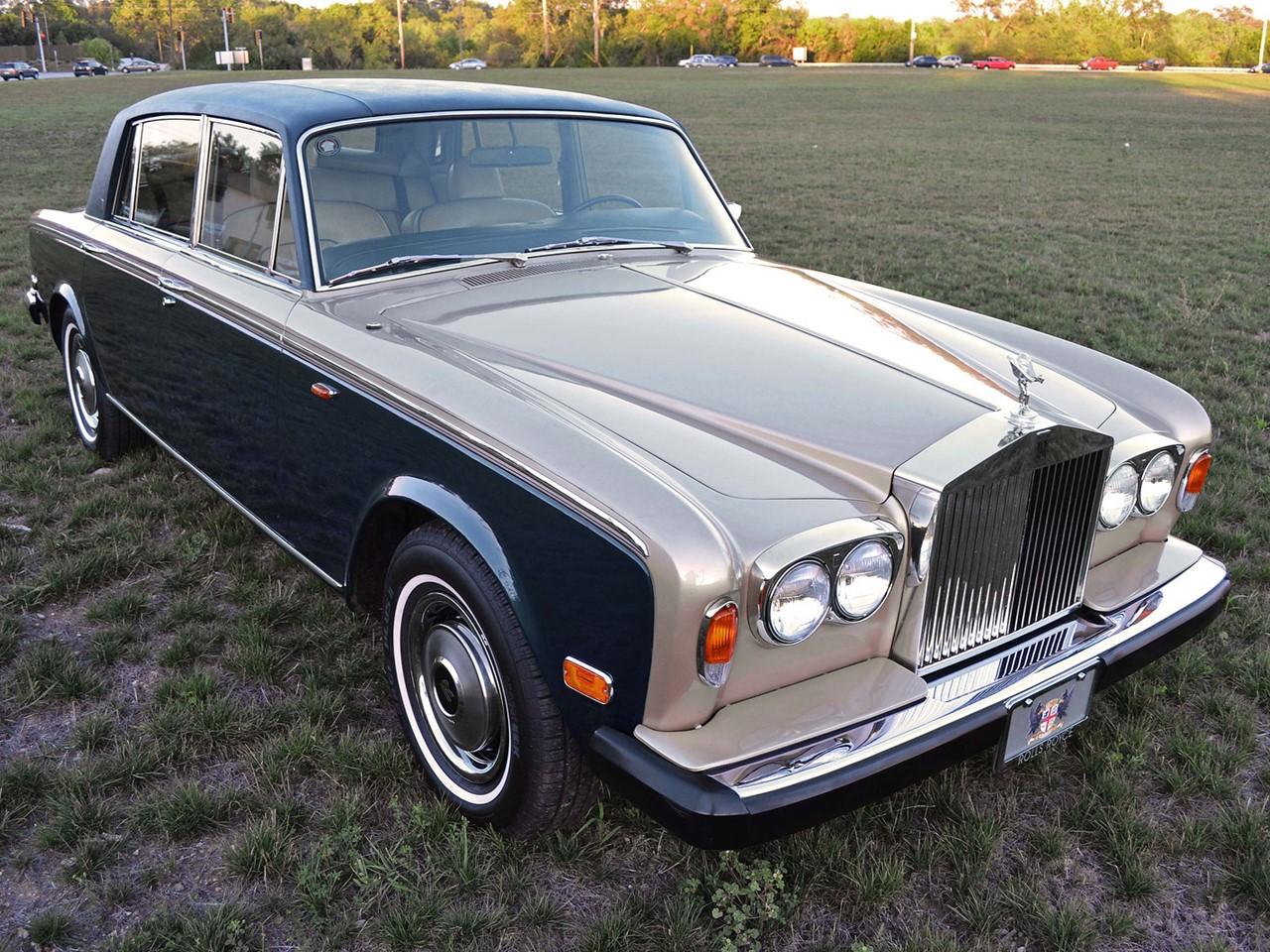 1980 Silver Wraith II 9
