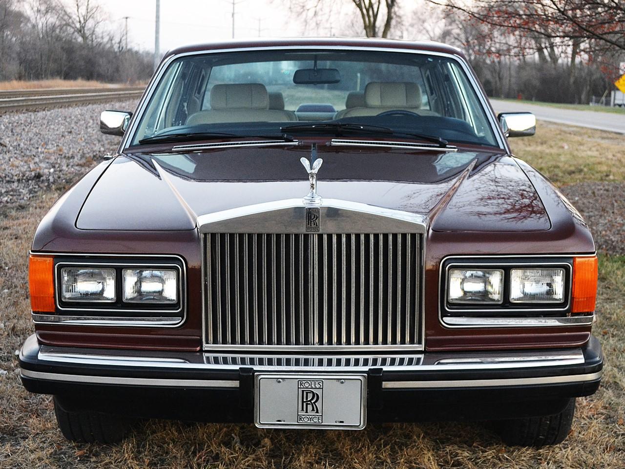 1981 Silver Spirit 1