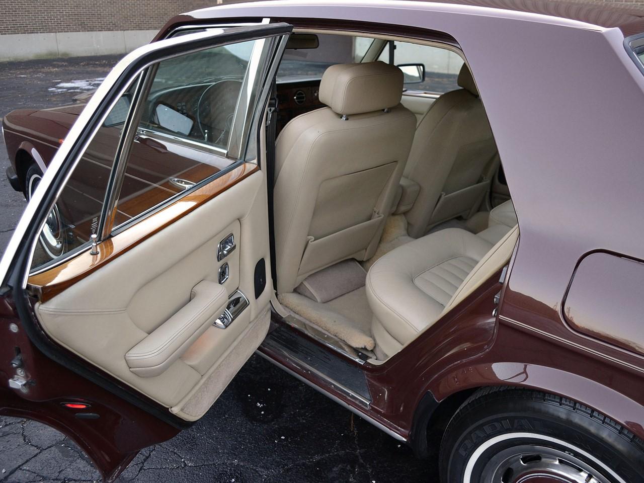 1981 Silver Spirit 6