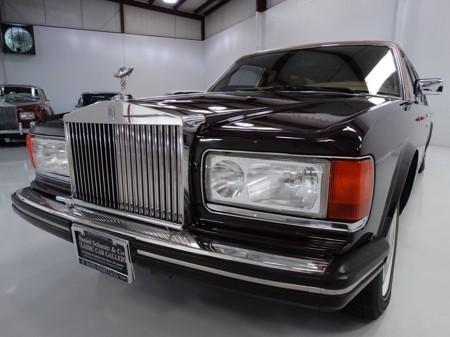 1986 Silver Spur factory limousine 1