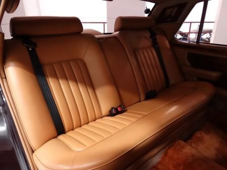 1986 Silver Spur factory limousine 12