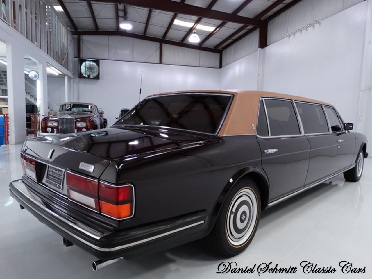 Rolls Royce Limousines Notoriousluxury
