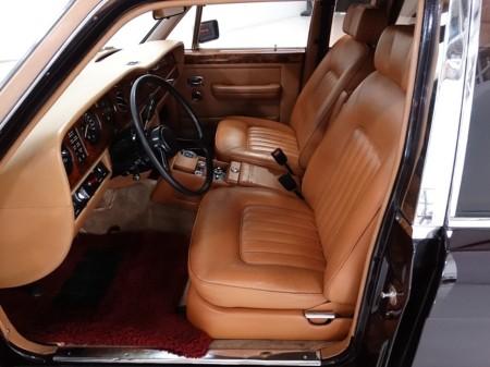 1986 Silver Spur factory limousine 5