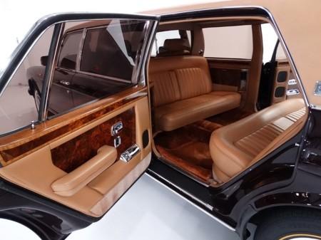 1986 Silver Spur factory limousine 7