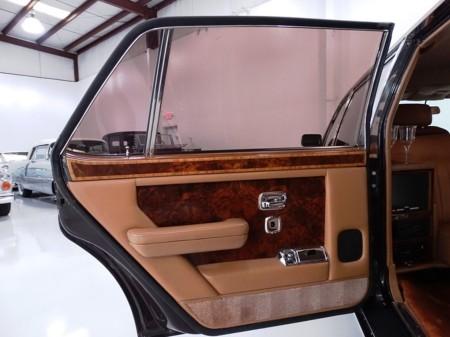 1986 Silver Spur factory limousine 8
