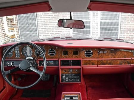 1987 Silver Spirit 10