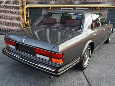 1987 Silver Spirit 15