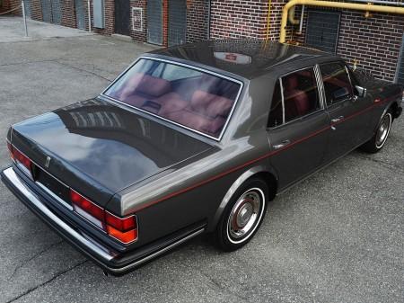 1987 Silver Spirit 15B