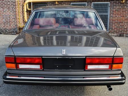 1987 Silver Spirit 2