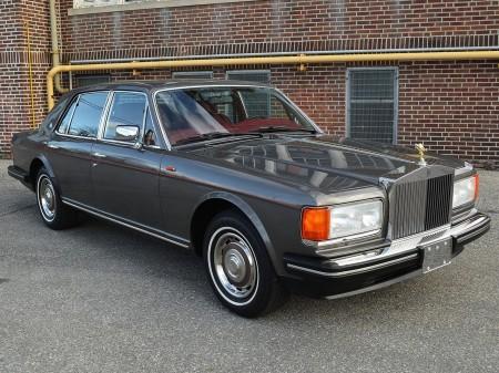1987 Silver Spirit 9