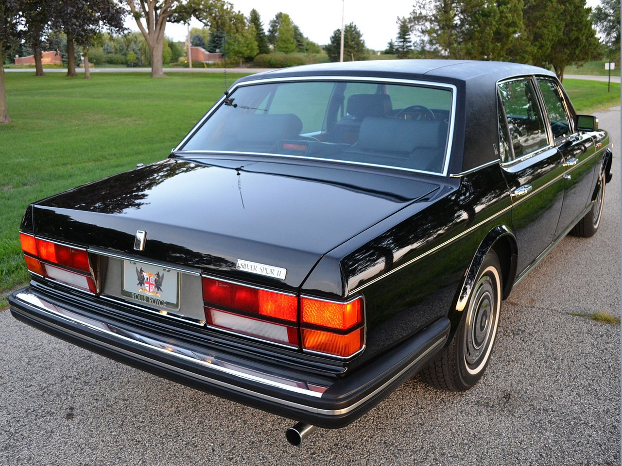 1987 Silver Spur 16
