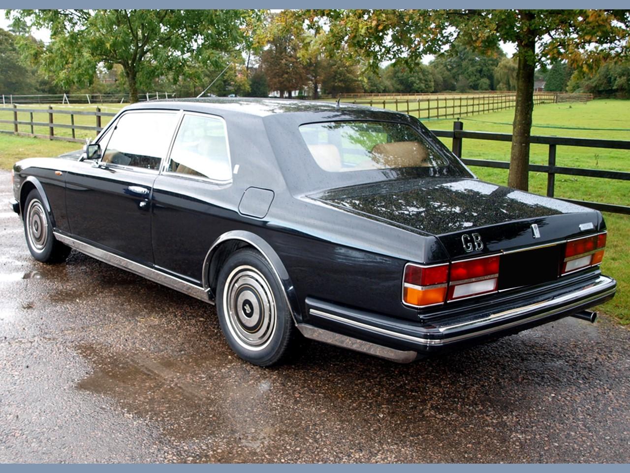 1988 Silver Spirit coupe 5