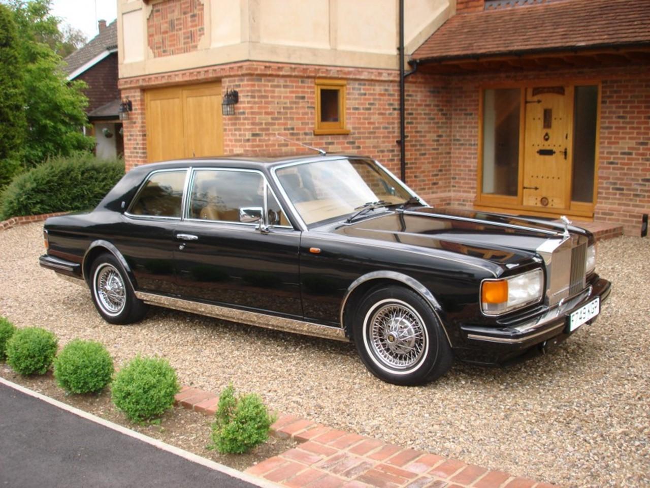 1988 Silver Spirit coupe 6
