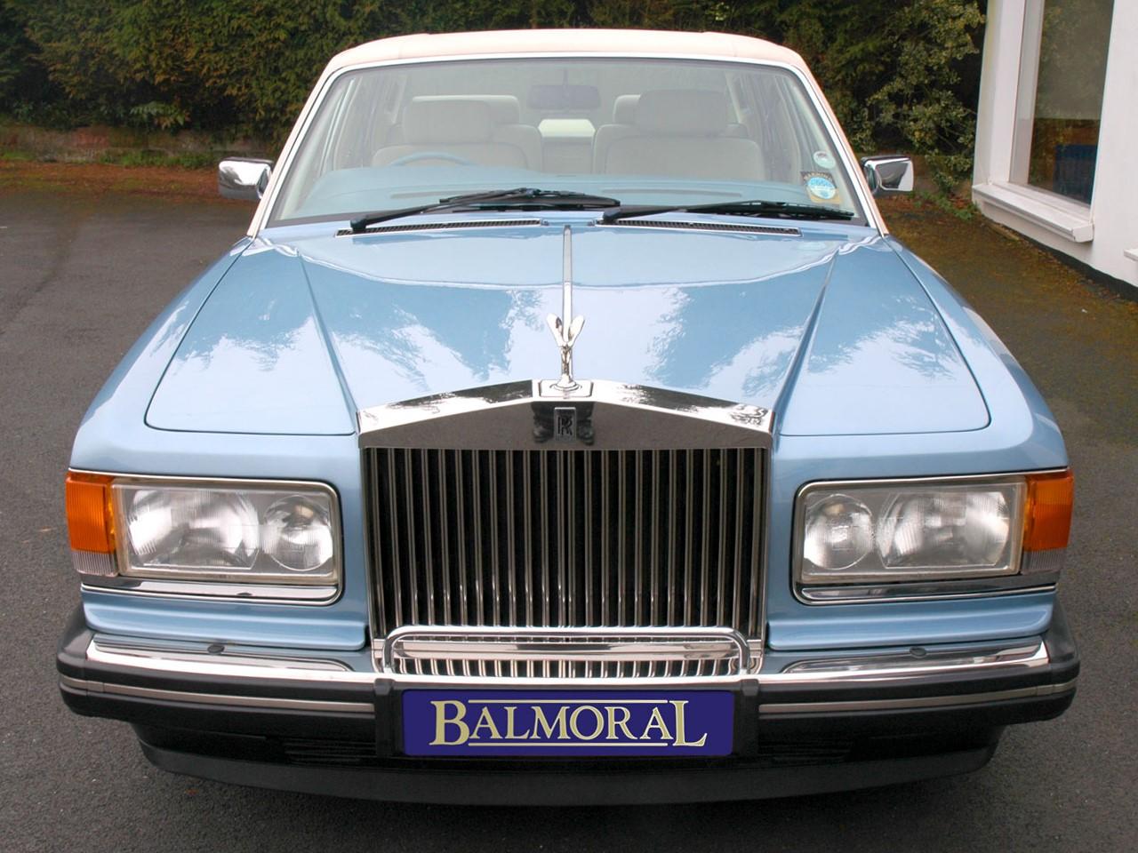 1989 Silver Spirit 1