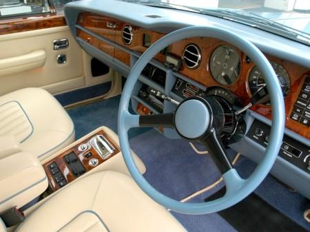 1989 Silver Spirit 2