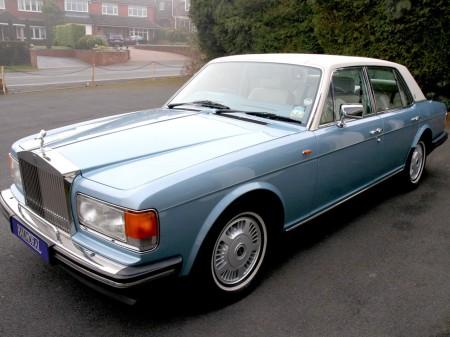 1989 Silver Spirit 9