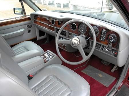 1989Rolls-RoyceSilver Spirit Emperor State Landaulet by Hooper 2