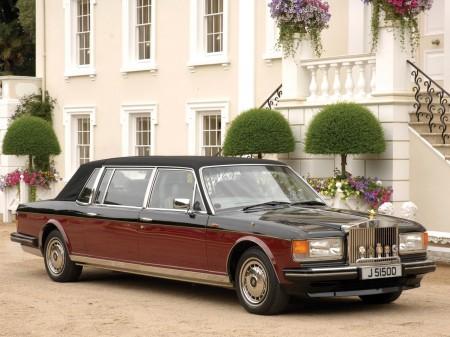 1989Rolls-RoyceSilver Spirit Emperor State Landaulet by Hooper 4
