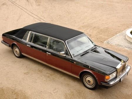 1989Rolls-RoyceSilver Spirit Emperor State Landaulet by Hooper 5