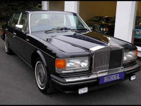 1991 Silver Spur II 9