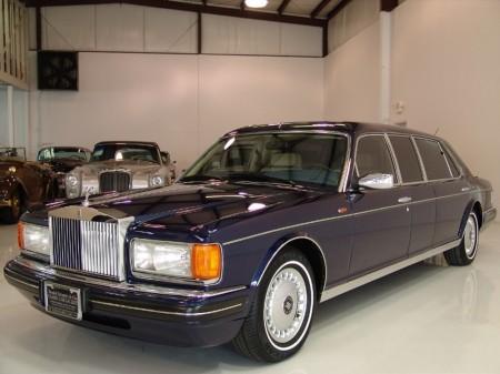 1997 Park Ward Touring Limousine 1