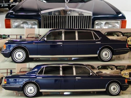 1997 Park Ward Touring Limousine 2