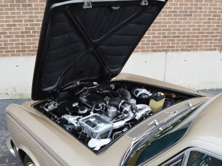 6.2 litre V8 1