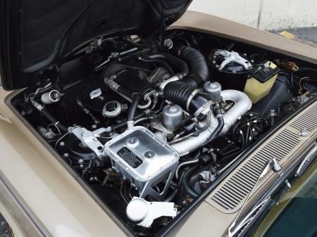 6.2 litre V8 2