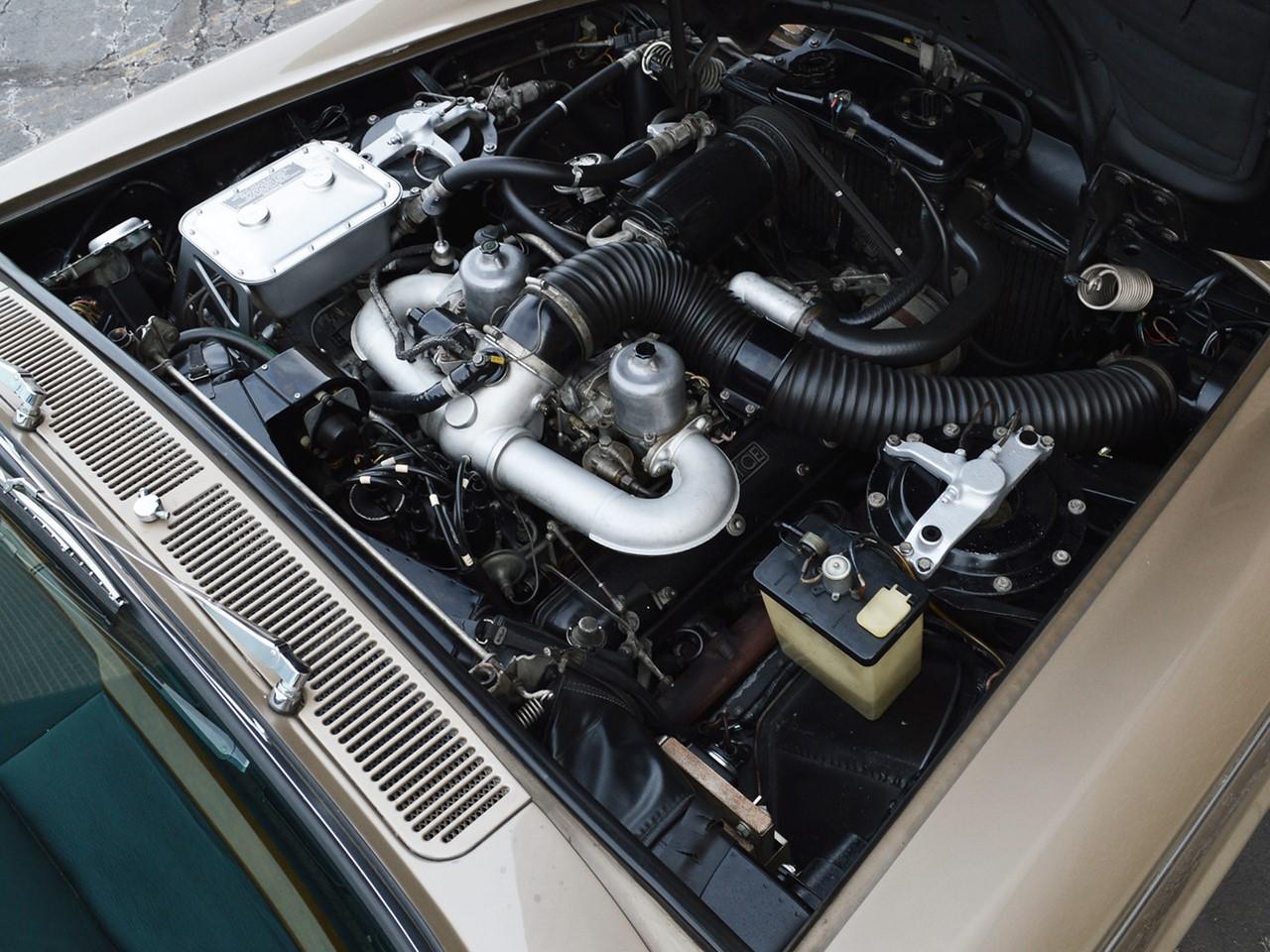 6.2 litre V8 3