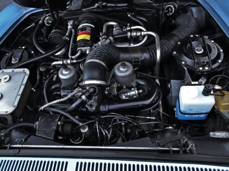 6.75 litre V8 1
