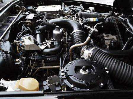 6.75 litre V8 3