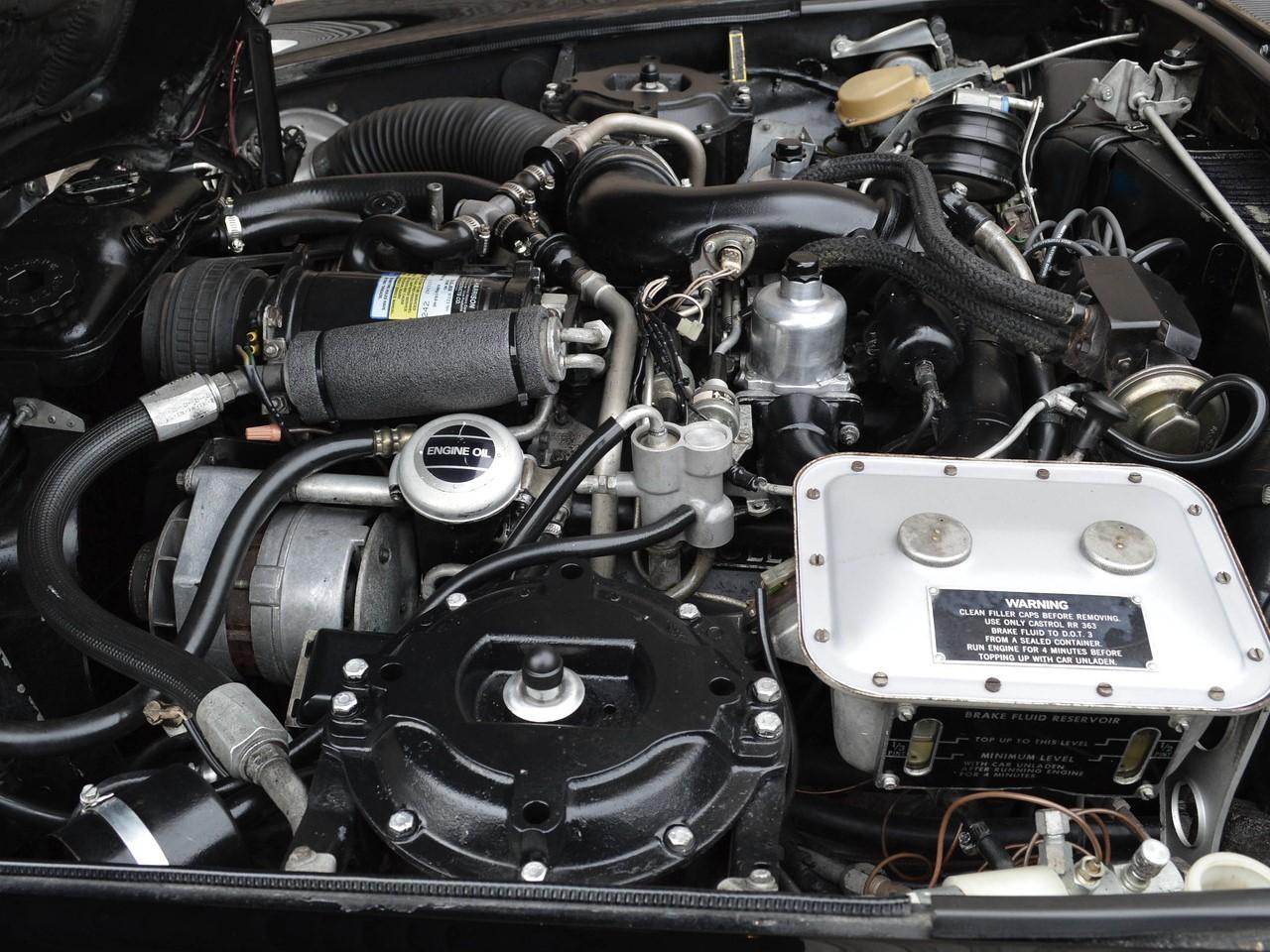 6.75 litre V8 4